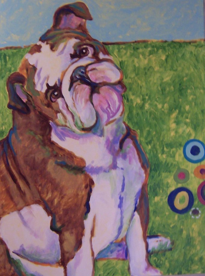 Sweet Bulldog